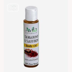 Avila Saffron and Tamarand Oil Lightening | Skin Care for sale in Lagos State, Surulere