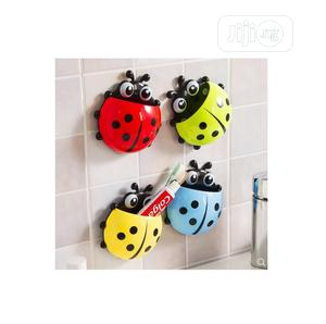 Ladybug Colorful Toothbrush Holder/ Organizer | Home Accessories for sale in Lagos State, Magodo