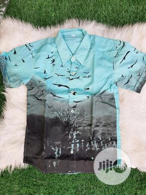 Quality Boys Shirt Up to 8yrs Old | Children's Clothing for sale in Lagos State, Ikeja