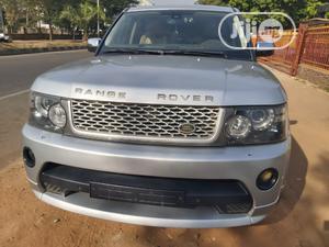 Land Rover Range Rover Sport 2008 4.2 V8 SC Silver | Cars for sale in Abuja (FCT) State, Utako
