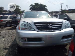 Lexus GX 2006 470 Sport Utility Silver   Cars for sale in Lagos State, Amuwo-Odofin