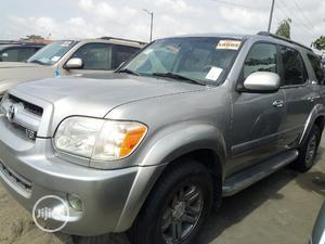 Toyota Sequoia 2006 Silver | Cars for sale in Lagos State, Amuwo-Odofin