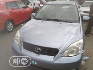 Toyota Matrix 2004 Blue | Cars for sale in Lagos State, Apapa