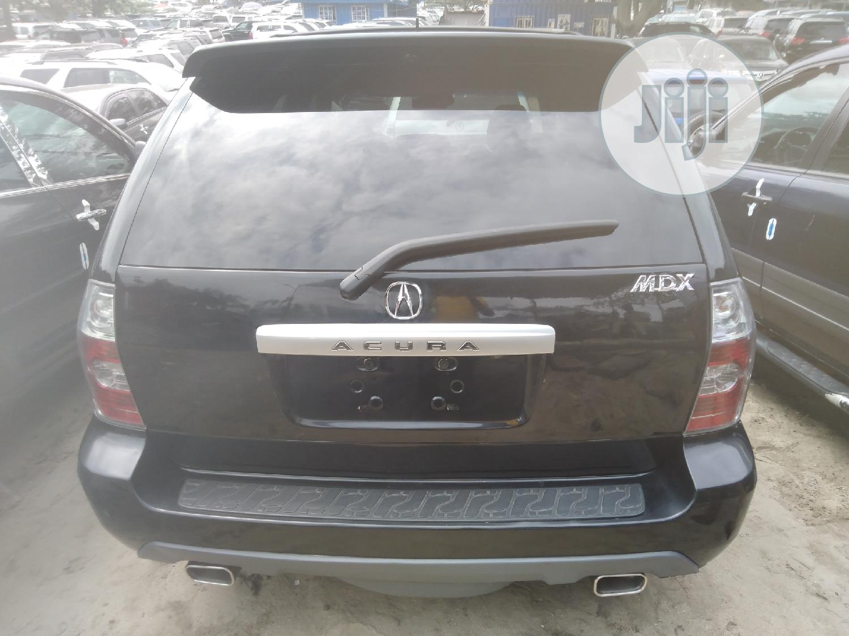 Acura MDX 2006 Black | Cars for sale in Apapa, Lagos State, Nigeria
