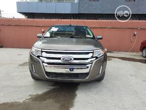 Ford Edge 2014 Beige   Cars for sale in Lagos State, Amuwo-Odofin