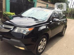 Acura MDX 2008 Black   Cars for sale in Lagos State, Ikeja