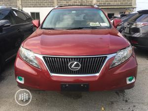 Lexus RX 2011 Red | Cars for sale in Lagos State, Surulere