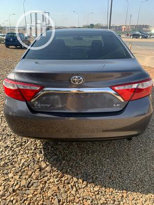Toyota Camry 2015 Gray | Cars for sale in Abuja (FCT) State, Gwarinpa