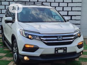 Honda Pilot 2017 White | Cars for sale in Lagos State, Ikeja