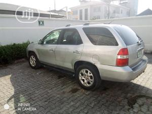 Acura MDX 2004 Sport Utility Silver   Cars for sale in Lagos State, Lekki