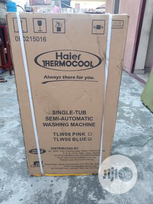 Haier Thermocool Washing Machine TLW 06series | Home Appliances for sale in Lagos State, Shomolu