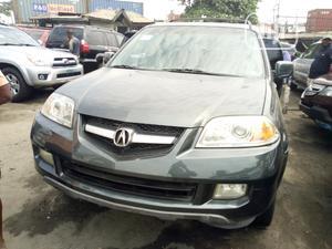 Acura MDX 2005 Green   Cars for sale in Lagos State, Amuwo-Odofin