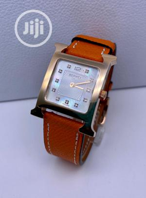 High Quality Hermes Leather Watch for Ladies | Watches for sale in Lagos State, Magodo