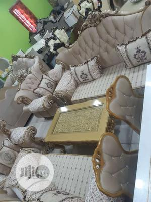 Royal Sofa Chair With Center Table | Furniture for sale in Lagos State, Ojo