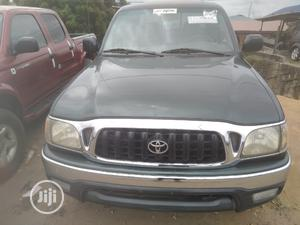 Toyota Tacoma 2004 Double Cab V6 4WD Green | Cars for sale in Lagos State, Apapa