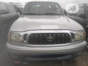 Toyota Tacoma 2004 Double Cab V6 4WD Silver | Cars for sale in Lagos State, Apapa