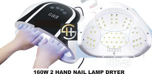 2 in 1 Double 160w Uv/Led Nail Lamp Dryer | Tools & Accessories for sale in Rivers State, Port-Harcourt