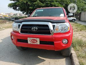 Toyota Tacoma 2007 Red | Cars for sale in Lagos State, Amuwo-Odofin