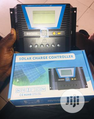 60ah 12/24/36/48v Auto Solar Charge Controller | Solar Energy for sale in Lagos State, Surulere