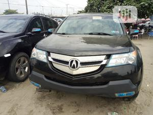 Acura MDX 2008 SUV 4dr AWD (3.7 6cyl 5A) Black   Cars for sale in Lagos State, Amuwo-Odofin