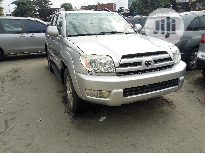 Toyota 4-Runner 2005 Limited V6 4x4 Silver