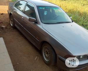 BMW 520i 2002 Gray   Cars for sale in Rivers State, Ahoada