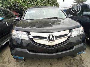 Acura MDX 2008 Black   Cars for sale in Lagos State, Amuwo-Odofin