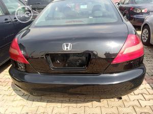Honda Accord 2005 Black   Cars for sale in Lagos State, Ikeja