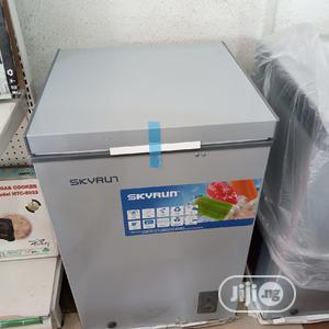 Skyrun 90 Litres Chest Freezer   Kitchen Appliances for sale in Lagos State, Magodo