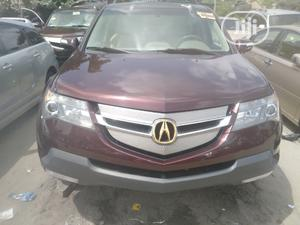 Acura MDX 2008 Red   Cars for sale in Lagos State, Apapa