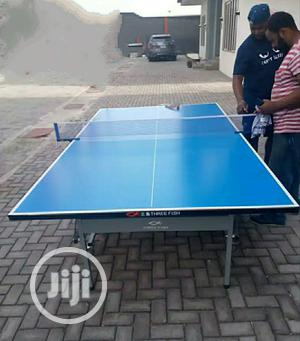 Outdoor Table Tennis Table Brand New Standard | Sports Equipment for sale in Abuja (FCT) State, Apo District