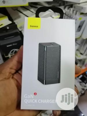 Baseus 45W Quick Charger Gan2 | Accessories for Mobile Phones & Tablets for sale in Lagos State, Ikeja