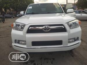 Toyota 4-Runner 2011 SR5 4WD White | Cars for sale in Lagos State, Amuwo-Odofin