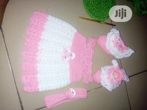 Baby Crochet Dress | Children's Clothing for sale in Abuja (FCT) State, Kubwa