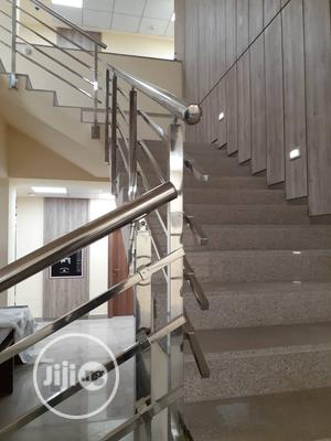 Stainless Steel Handrails With Square Pipe   Building Materials for sale in Abuja (FCT) State, Garki 1