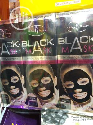 Aichun Beauty Black Mask | Skin Care for sale in Lagos State, Ojo