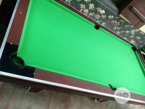 Local Snooker With Accesseries | Sports Equipment for sale in Lagos State, Ikeja