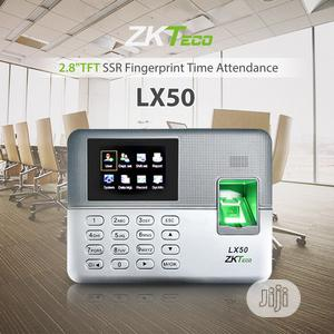 Zkteco Lx50 Time Attendance | Safetywear & Equipment for sale in Lagos State, Ikeja