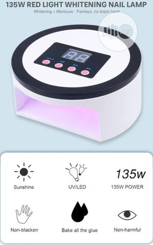Nail Dryer Led Lamp [Rechargeable Type] | Tools & Accessories for sale in Lagos State, Amuwo-Odofin
