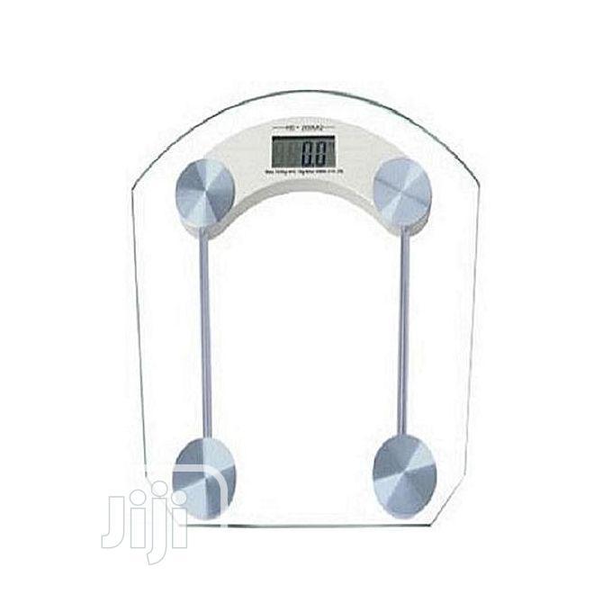 Digital Personal Bathroom Weighing Scale