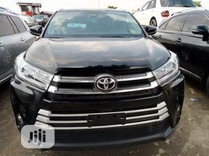 Toyota Highlander 2018 Black | Cars for sale in Lagos State, Apapa