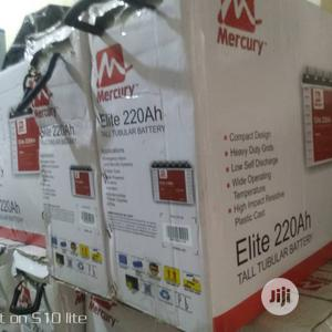 220ah Tubular Battery | Electrical Equipment for sale in Lagos State, Gbagada