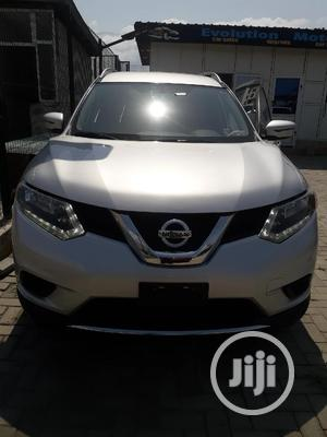 Nissan Rogue 2016 SV AWD Silver | Cars for sale in Lagos State, Lekki