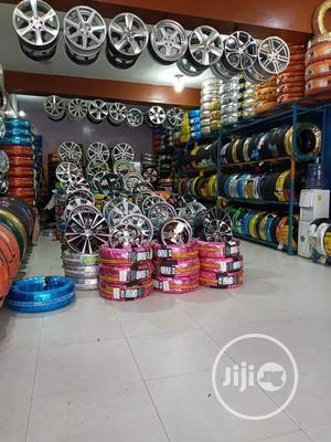 Michelin, Dunlop, Bridgestone, Goodyear, Firestone Tires | Vehicle Parts & Accessories for sale in Lagos State, Ikeja