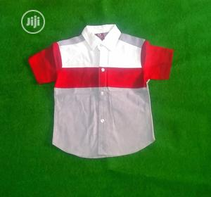 Boys Shirts 3-5Y | Children's Clothing for sale in Abuja (FCT) State, Kubwa