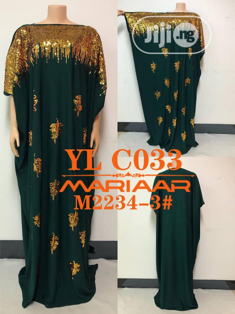 Quality Long Dress With Sequence | Clothing for sale in Wuse, Abuja (FCT) State, Nigeria