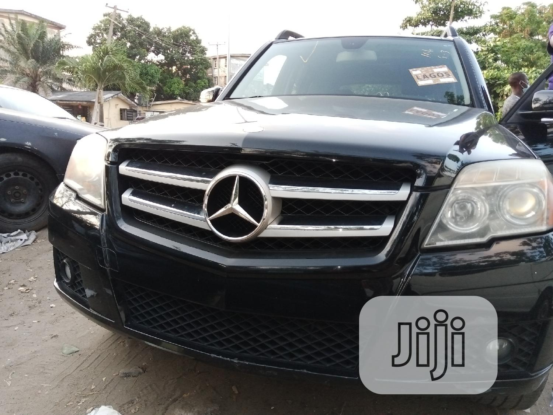 Mercedes-Benz GLK-Class 2012 350 4MATIC Black