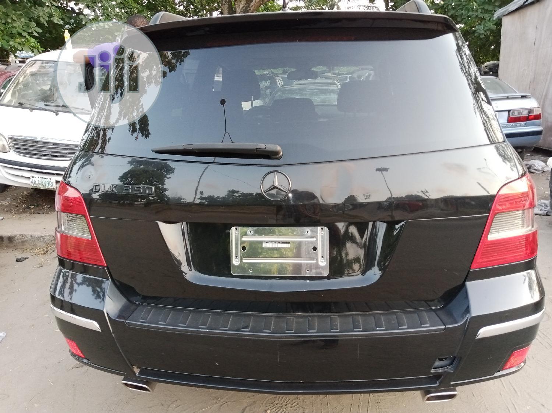 Mercedes-Benz GLK-Class 2012 350 4MATIC Black | Cars for sale in Amuwo-Odofin, Lagos State, Nigeria