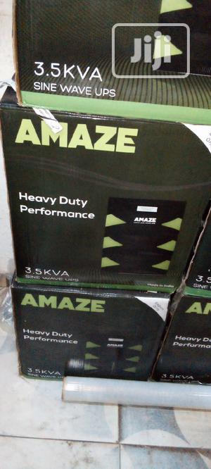4kva 48v Pure Sine Wave Amaze Inverter. | Electrical Equipment for sale in Lagos State, Ojo