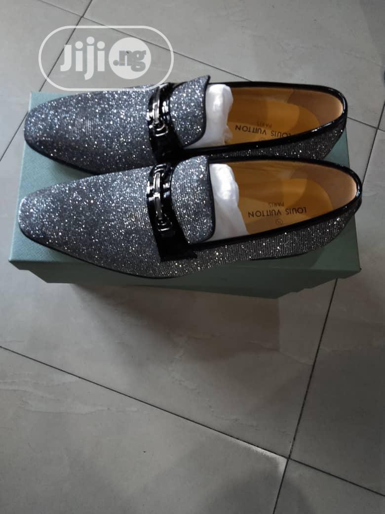 Louis Vuitton Men's Lovely Shoes